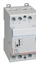 Legrand CX3 Контактор 230V 3НО 40А с руч.уп.